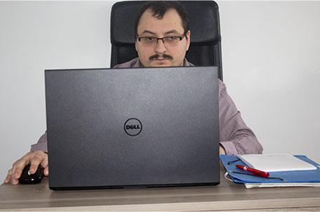 Hubert - Programista
