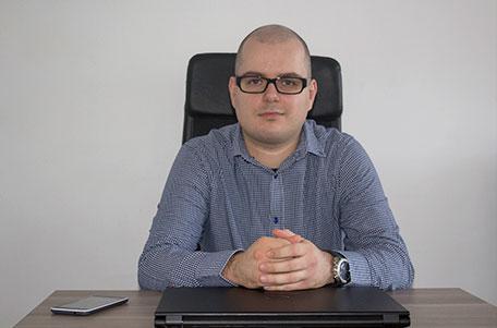 Krzysztof Sacała (CEO)